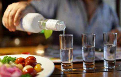 водка с маслом